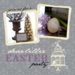 Spring Bees & Easter Mantle