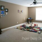 The transformation of a room, Using Pinterest to Design a Room