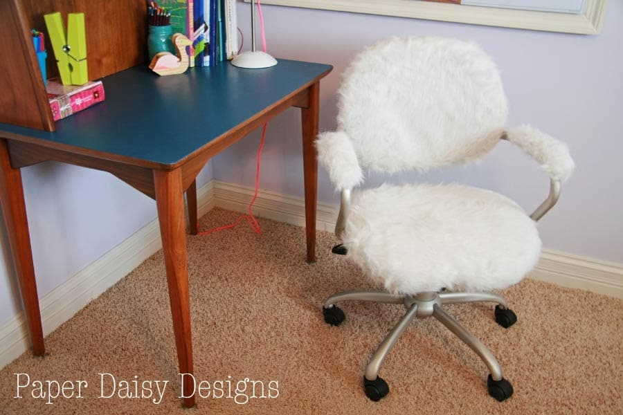 desk chair pottery barn hack