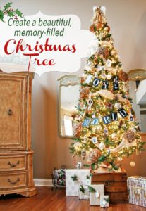 http://deeplysouthernhome.com/2013/12/o-christmas-tree-a-beautiful-memory-filled-tree.html