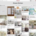 Dreamy White Kitchen Dreaming