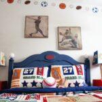 Room of Hope: Baseball Headboard & Sports Room