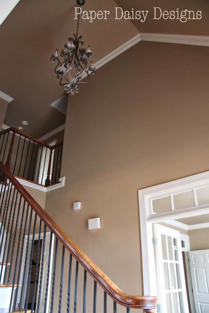 Sherwin Williams Foyer Colors : The power of paint sherwin williams painting week