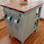 Menu Plan Monday & More Kitchen/Cart Island Sneaks