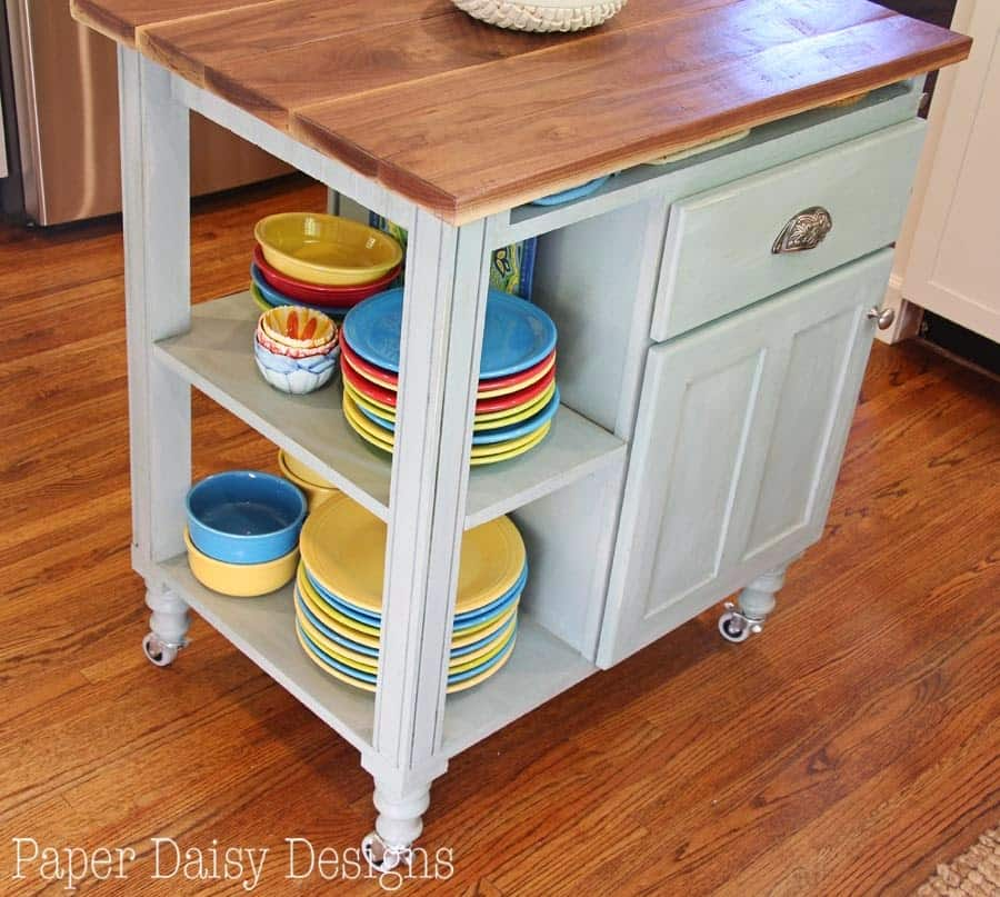 12 Design Tricks for Super Tiny Kitchens - 101 Days of Organization| How to Design a Tiny Kitchen, Kitchen, Design Tricks for Kitchens, Super Tiny Ktichens, How to Decorate Tiny Kitchens, Popular Pin