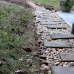 A Dry Creek Bed, for beauty and drainage