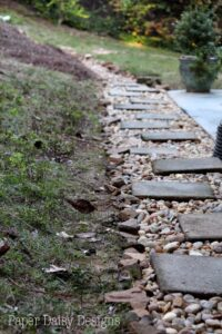 A Dry Creek Bed For Beauty And Drainage Deeply Southern Home