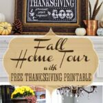 Thanksgiving Printable; Philippians 4:6