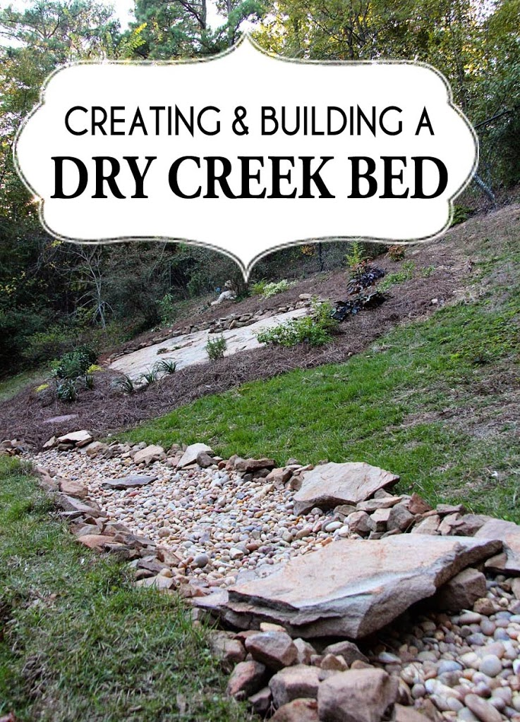 A Dry Creek Bed For Beauty And Drainage 183 Deeplysouthernhome