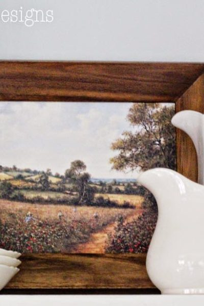 Thrifty Art: Fake an Oil Painting