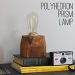 DIY Polyhedron Prism Lamp
