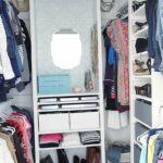 Custom Closet DIY:  How to and Plans for dressing room closet