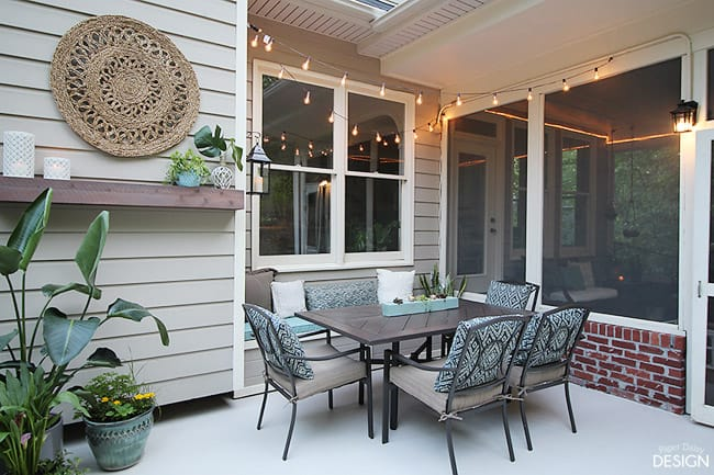 Superb Outdoor Banquette Plans : Easy Diy Outdoor Banquette Bench