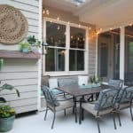 Porch and Patio Makeover Reveal