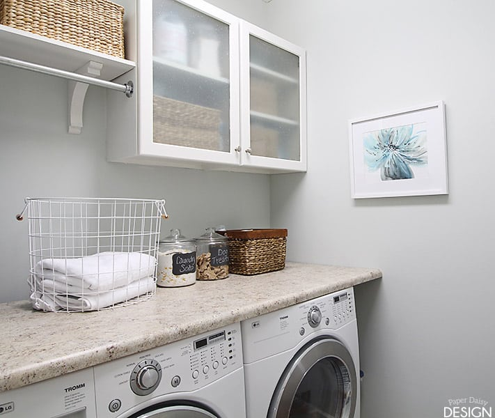 Makeover: Tiny Laundry, Tiny Budget