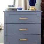 Tarva Ikea Hack: Greek Key Dresser