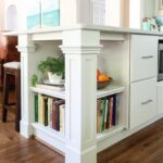 Build it: Custom Kitchen Bookcase