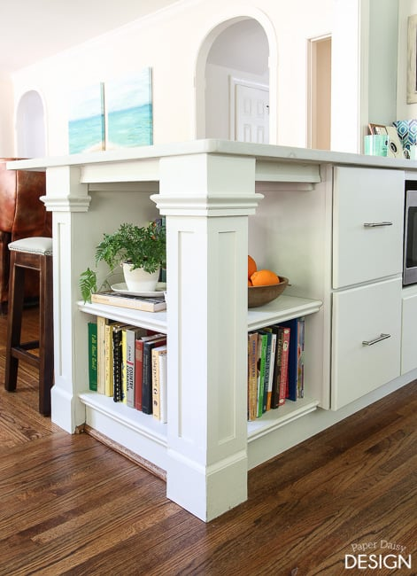 Build it custom kitchen bookcase deeplysouthernhome diy kitchen projects kitbookcase 5102 solutioingenieria Images