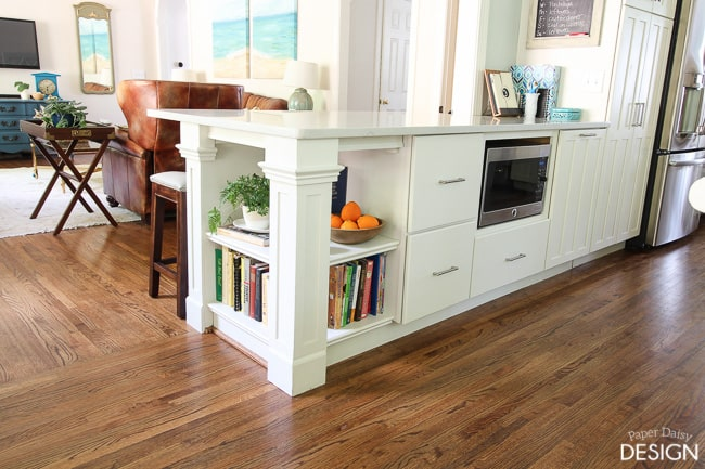 Build it custom kitchen bookcase deeplysouthernhome kitbookcase 5106 solutioingenieria Images