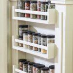 Easy Built-in Spice Rack {Bekvam Ikea Hack}