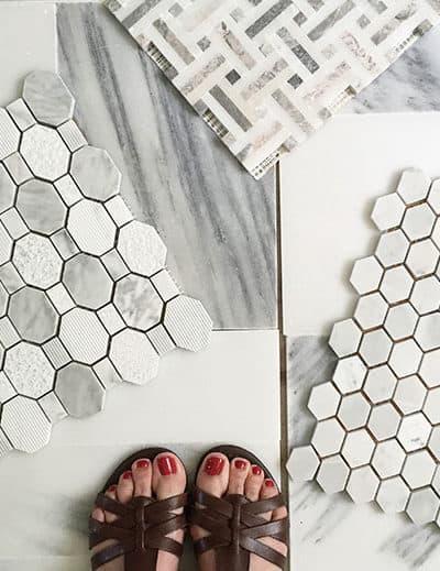Marble Bathroom Inspiration & Renovation