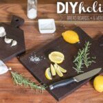 Easy Bread Boards: DIY Gifts and Giveaway