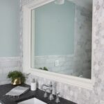 Marble Master Bathroom Update