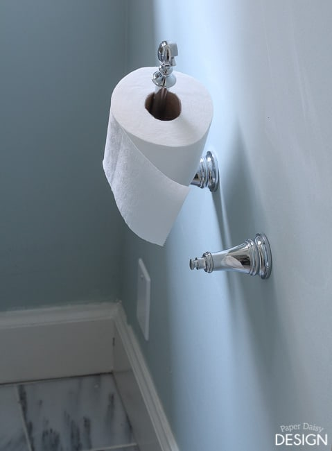toilet paper holder/PaperDaisyDesign.com