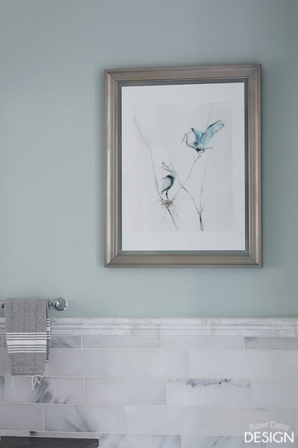 marble tile/PaperDaisyDesign.com