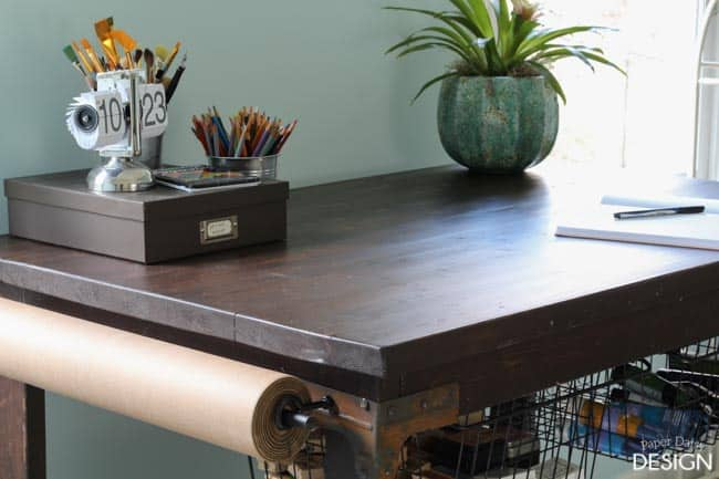 ... Industrial Cart Craft Table. Crafttableindustrial 8948