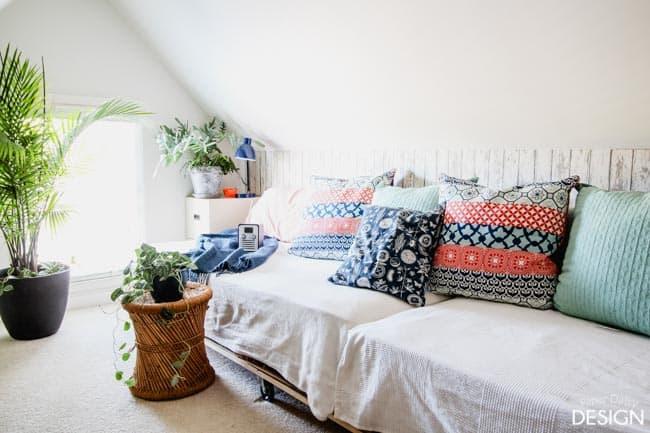 Palette Bed DIY