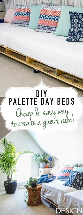 Palette Day Bed