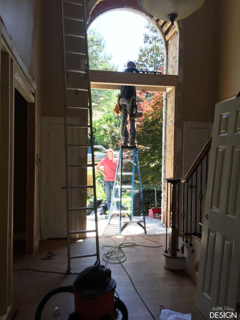 doorframing