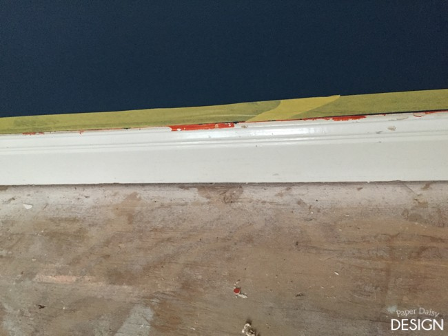 Fix bad paint job/Paper Daisy Design