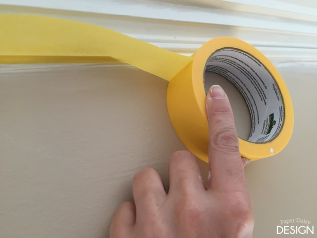 How to paint a room fast/Paper Daisy Design