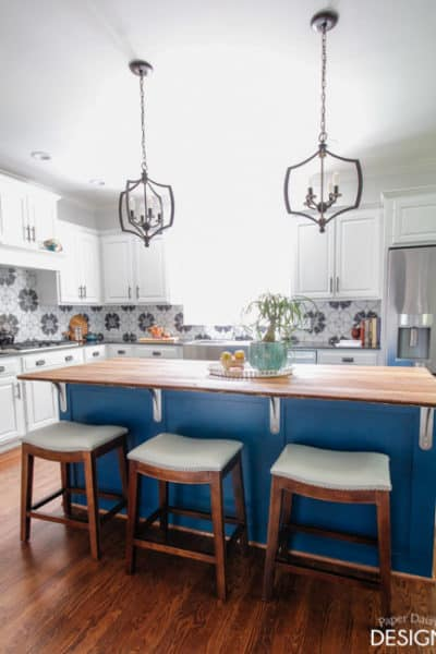 Budget Kitchen Renovation Reveal: Part 1