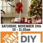 DIY Workshop: Holiday Stocking Post