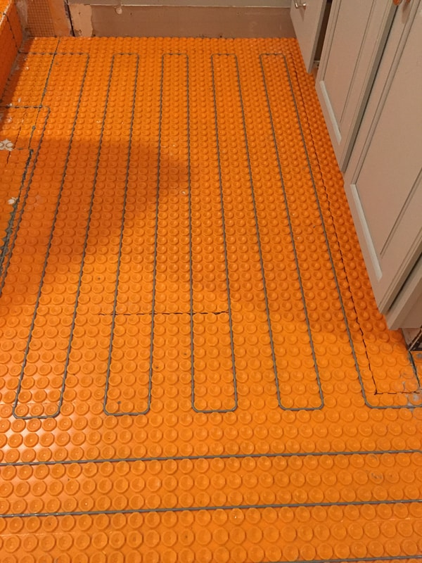 How To Install Heated Floors Deeplysouthernhome