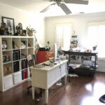 Bohemian Loft Jungle Studio: One Room Challenge Week 1