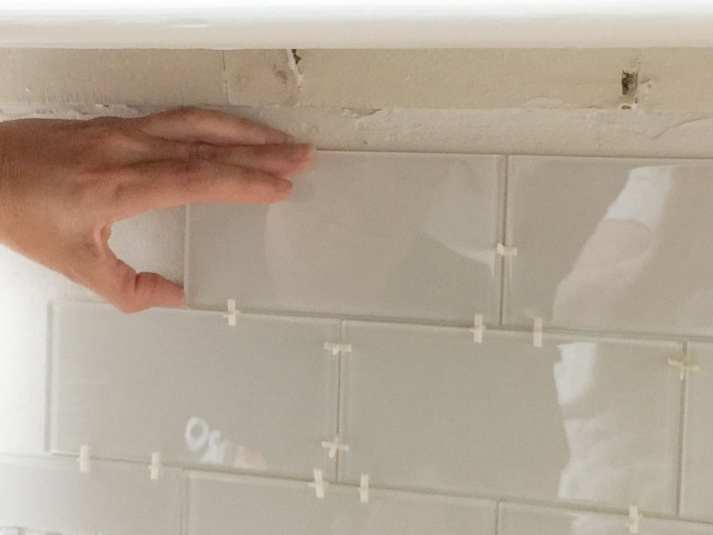 how to install peel and stick tiles