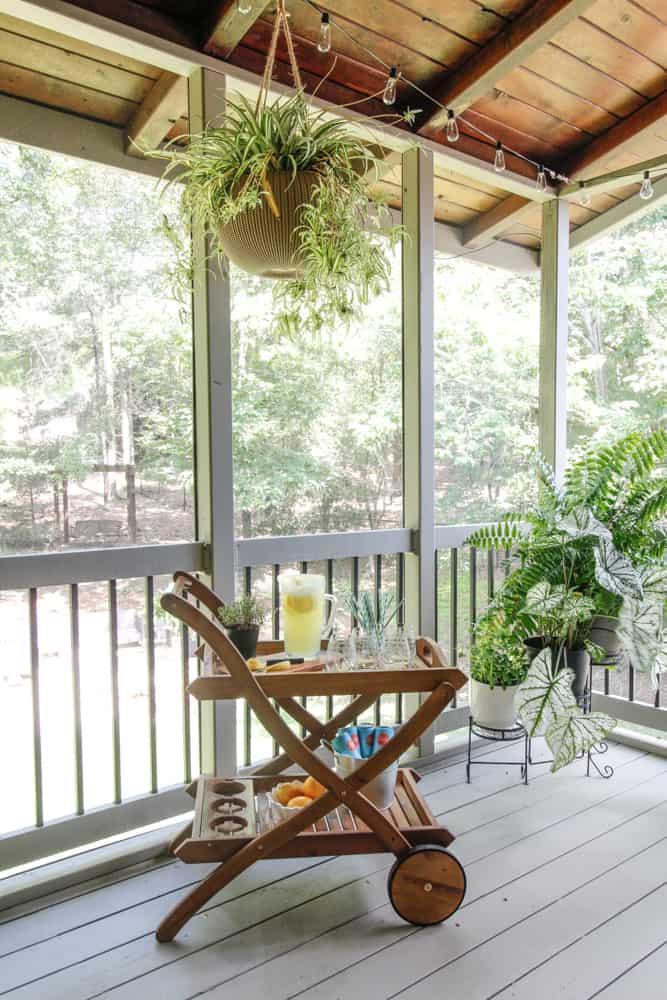 DIY Porch or Deck Railings