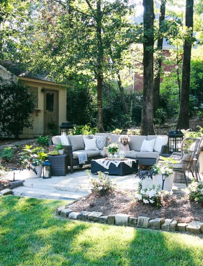 Create a Shade Garden Oasis in your Backyard