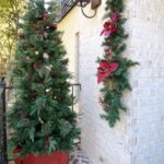 Outdoor Holiday Prep and Sneak Peek