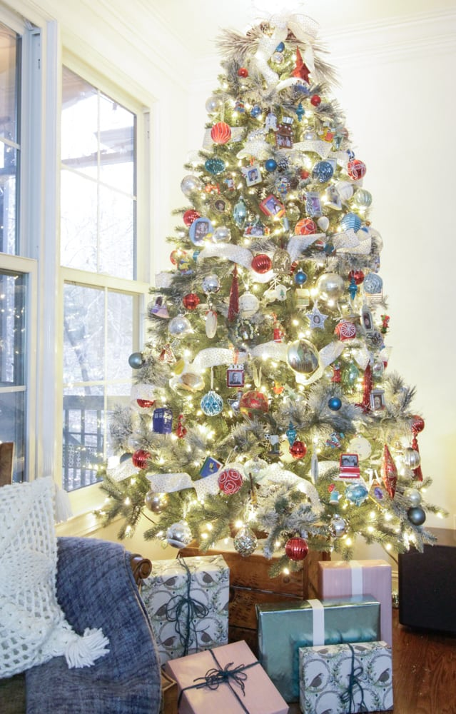 My Home Style Christmas Tree Hop Deeplysouthernhome