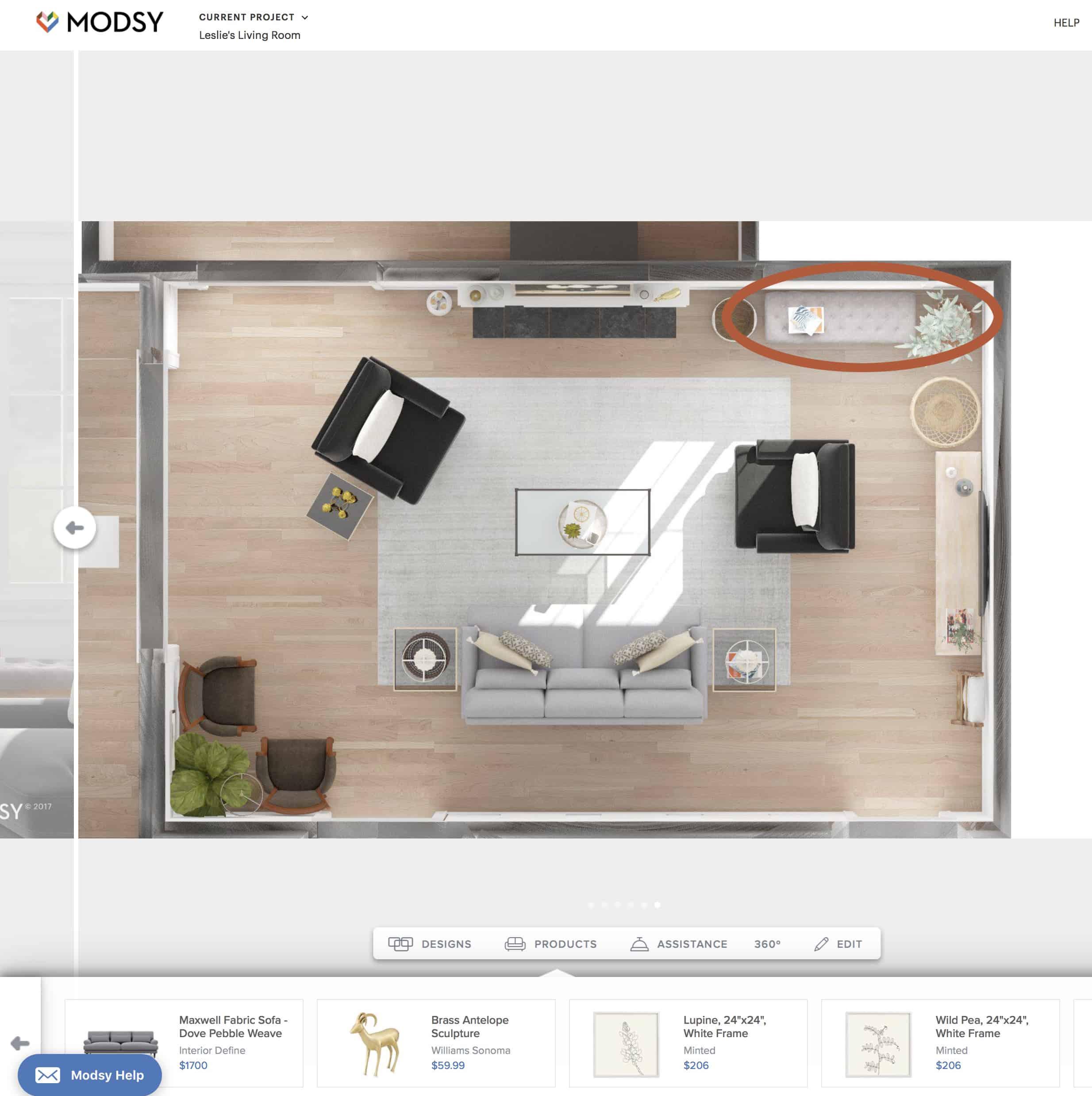 Modern The Antelope In The Living Room Elaboration - Living Room ...