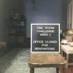 One Room Challenge Spring 2018: Week 1