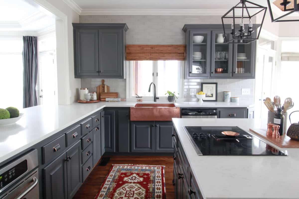 Stone Ridge Kitchen Reno Reveal - DeeplySouthernHome