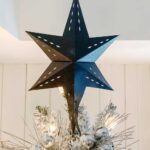 DIY Paper Star Tree Topper with the Cobalt Cricut Air 2