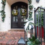Silver Bells & Magnolias Christmas Home Tour Part 1