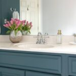 Bathroom Refresh & Update with Paint